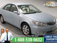 Recent Arrival!2006 Toyota Camry, Blue, Completely