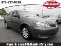 Look at this 2006 Toyota Camry LE. Its Automatic