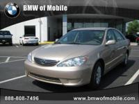 2006 TOYOTA Camry Sedan 4dr Sdn SE Auto Our Location