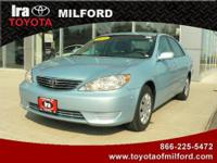 2006 TOYOTA CAMRY Sedan Our Location is: Ira Toyota