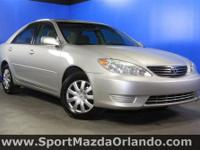 !!! 2006 Toyota Camry LE PRICED to MOVE - WAS $9288 -