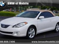 BMW of Mobile presents this 2006 TOYOTA CAMRY SOLARA