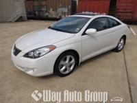 YOU ARE VIEWING A 2006 TOYOTA SOLARA SE THAT IS ARTIC