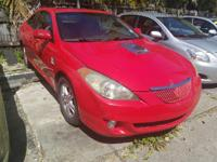 Options:  2006 Toyota Camry Solara Se Sport 2Dr Coupe