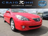 New Arrival! CARFAX 1-Owner! -Only 37,812 miles which