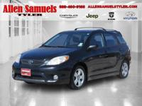 2006 Toyota Matrix 5 Door Wagon XR Our Location is: