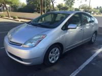 2006 Toyota Prius Hybrid hatchback with ULTRA LOW