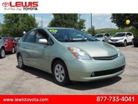 Options:  2006 Toyota Prius Base|4Dr Hatchback|1.5L|4