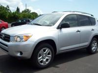 2006 Toyota Rav4 4WD. ONE-OWNER, All maintence up to