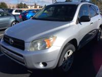 From mountains to mud, this 2006 Toyota RAV4 Base plows