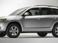 Sturdy and dependable, this 2006 Toyota RAV4 Base makes