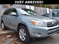 This RAV4 features: 4WD, Cloth.  CARFAX One-Owner.
