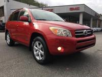 2006 Toyota RAV4 Limited FWD 4-Speed Automatic 2.4L