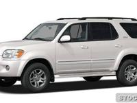2006 Toyota Sequoia Sport Utility SR5 V8 Our Location