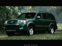 This 2006 Toyota Sequoia 4dr 4dr Limited 4WD AWD SUV