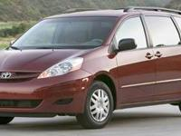 Options:  2006 Toyota Sienna Le|Tan/Tan|V6 3.3L V6 Smpi