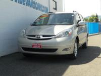 Options:  2006 Toyota Sienna Xle Limited|4Wd Or