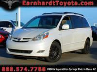 We are happy to offer you this 2006 Toyota Sienna XLE