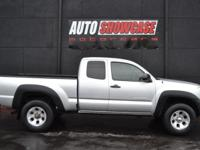 This 2006 Toyota Tacoma 2dr Access 128 Manual 4WD