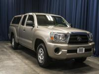 Clean Carfax One Owner Truck with Canopy!  Options: