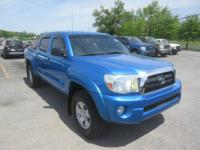 Exterior Color: speedway blue, Body: V6 4dr Double Cab