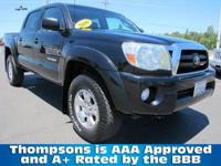 UNDER 60,000 MILES!.......2006 Toyota Tacoma Double Cab