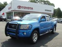 2006 TACOMA-CREWCAB-4DR-TRD SPORTS PAKAGE-SR5-V6 -BLUE