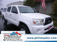 2006 TOYOTA TACOMA 4 Wheel Drive!4x4!4wd... Dare to
