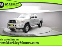 Meet our 2006 Toyota Tacoma PreRunner Access Cab 4x2