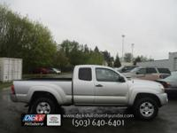 Beautiful Tacoma at a great price right here in