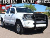 JUST ARRIVED ** TACOMA CREW CAB ** TRD OFF-ROAD PKG **