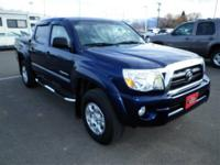 Just Arrived** 4 Wheel Drive!!! This Blue Toyota