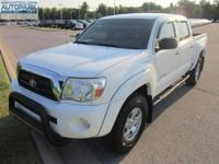 LOW MILES - 60,774! PreRunner trim. FUEL EFFICIENT 22
