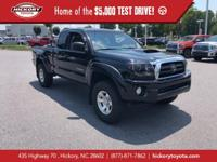 Black Sand Pearl 2006 Toyota Tacoma V6 4WD 5-Speed