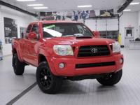 2006 Toyota Tacoma Red 115V/400W Deck Mounted Power