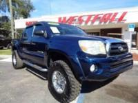 THIS IS A NICE 2006 TOYOTA TACOMA DOUBLE CAB 4 DOOR TRD
