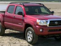 Only 113,963 Miles! This Toyota Tacoma delivers a Gas