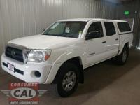 Options:  2006 Toyota Tacoma Double 128 Manual 4Wd