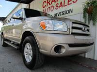VERY WELL KEPT TUNDRA SR5 WITH LEATHER SEATS IN