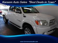 Free 30 Days /3,000 Limited Warranty !, Tundra SR5, 4D