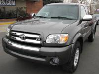 2006 Toyota Tundra Access Cab V8 SR5 4x4 with only 67 K