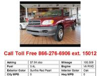 2006 Toyota Tundra Base 2dr 4x2 Regular Cab Regular Cab
