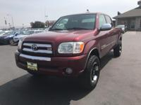 4WD **YOUR 1ST OIL CHANGE IS ALWAYS ON US** 2006 Toyota