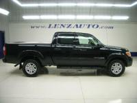 Description 2006 TOYOTA TUNDRA Four Wheel Drive, Tow