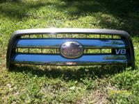 I have a gray 2006 Toyota Tundra SR5 TRD grill. The