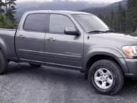 Options:  2006 Toyota Tundra Limi|White/|V8 4.7L
