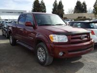 Tundra Limited, Leather Seat Trim, Navigation System,