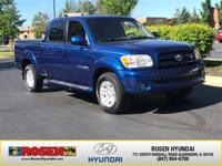 **HARD TO FIND** 2006 Toyota Tundra Ltd with only