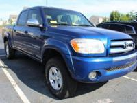 Recent Arrival! 2006 Toyota Tundra SR5 Certification