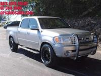 Options:  2006 Toyota Tundra Sr5 4Dr Double Cab 4Wd Sb